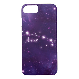 Aries Zodiac Constellation Phone Case