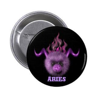 Aries Zodiac Cute Products Pins