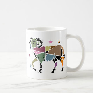 Aries Zodiac Coffee Mugs