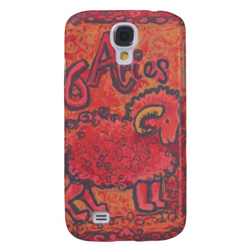 Aries, Zodiac Products Galaxy S4 Case