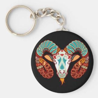 Aries Zodiac - Ram Key Chains