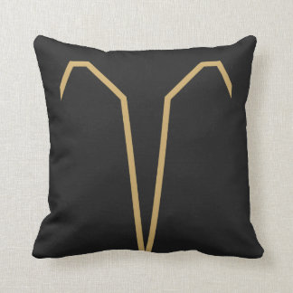 Aries Zodiac Sign Basic Cushion