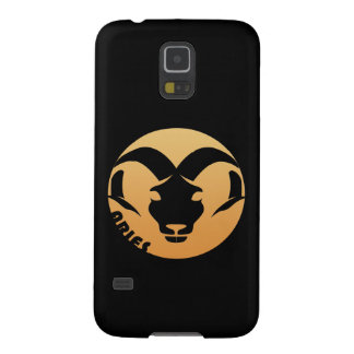 Aries Zodiac Sign Cases For Galaxy S5