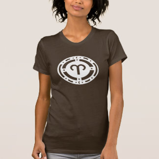 Aries Zodiac Sign T-Shirt