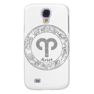 Aries Zodiac sign vintage Samsung Galaxy S4 Cases