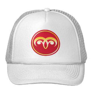 Aries - Zodiac Signs Trucker Hat