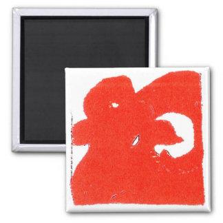 aries zodiac star sign fridge magnet