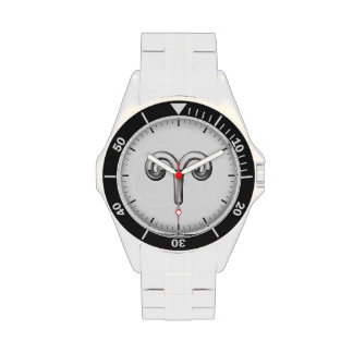 Aries Zodiac Symbol - Cool Astrology Sign Wristwatches