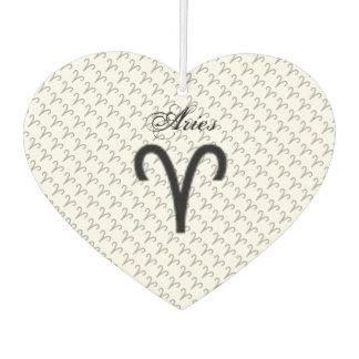 Aries Zodiac Symbol Standard