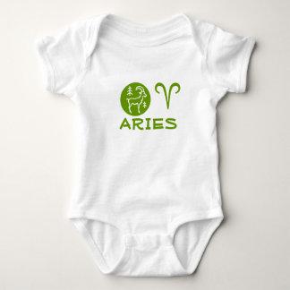 ARIES ZODIAC Symbol T Shirts