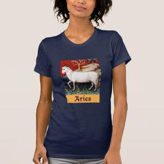 Aries Zodiac T Shirt