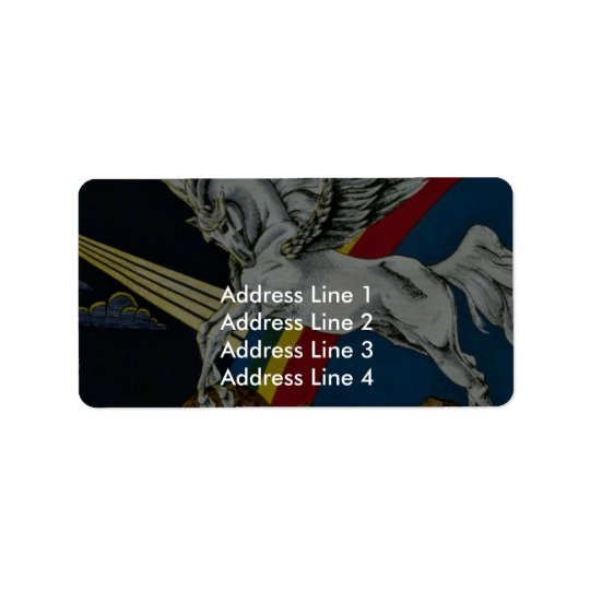 Arion Picture Label