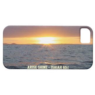 Arise Shine - Isaiah 60 1 iPhone 5 Cases