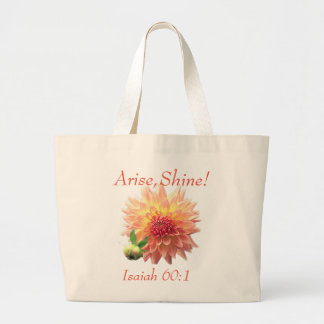 Arise, Shine Tote Bag