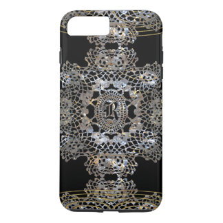Aristocratic Monogram Elegance iPhone 7 Plus Case
