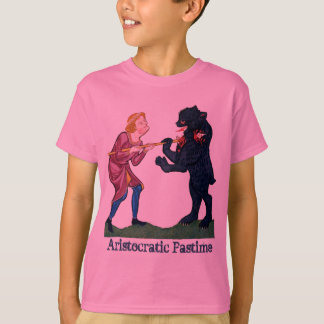Aristocratic Pastime for girls T-Shirt