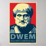 Aristotle - DWEM: Obama parody poster
