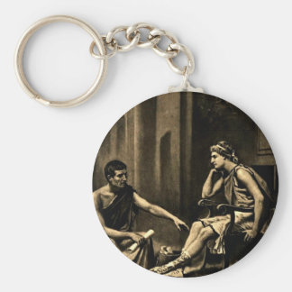 aristotle key ring
