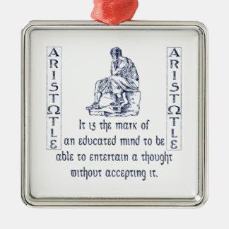 Aristotle Ornament