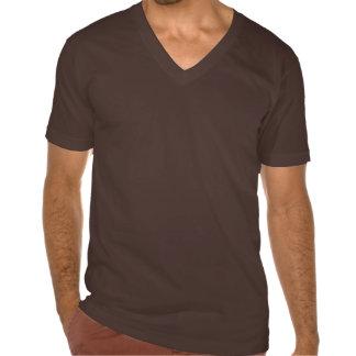 ARIVA Unlimited Chill (brown) V-Neck Shirt