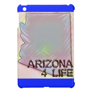 """Arizona 4 Life"" State Map Pride Design Cover For The iPad Mini"