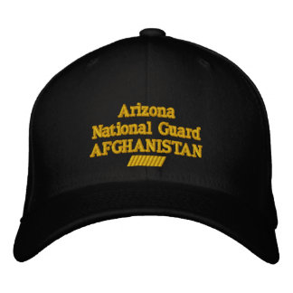 Arizona 54 months AFGHANISTAN Embroidered Cap