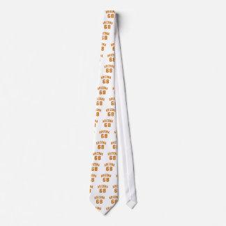 Arizona 68 Birthday Designs Tie