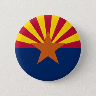 Arizona 6 Cm Round Badge