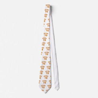 Arizona 70 Birthday Designs Tie