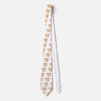 Arizona 75 Birthday Designs Tie