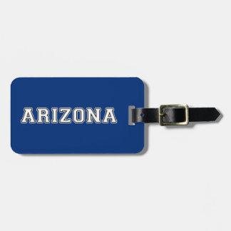 Arizona Bag Tag