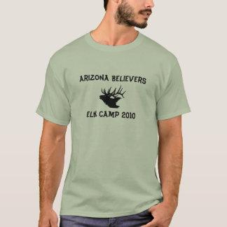 Arizona Believers Elk Camp 2010 T-Shirt