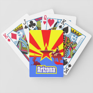 Arizona Bicycle Playing Cards