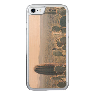 Arizona Cacti  | Carved iPhone 7 Case