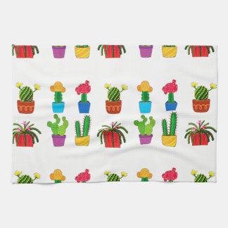 Arizona Cactus Tea Towel