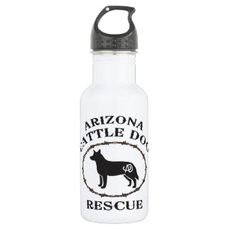 Arizona Cattle Dog Rescue 532 Ml Water Bottle