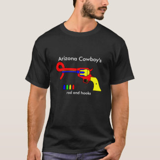 Arizona Cowboy's Fishing Tackle T-Shirt