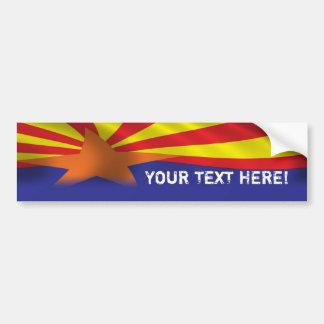 Arizona - Custom Bumper Sticker