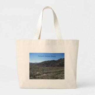 Arizona Desert Beauty Jumbo Tote Bag