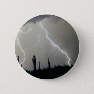 Arizona Desert Storm 6 Cm Round Badge