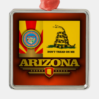 Arizona (DTOM) Metal Ornament