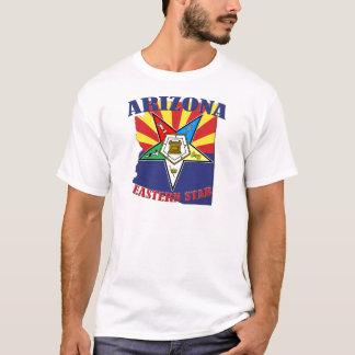 Arizona Eastern Star State Flag T-Shirt