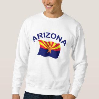 Arizona Flag1 Sweatshirt