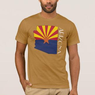 Arizona Flag-Map Shirt