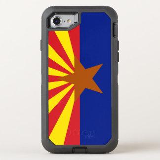 Arizona Flag Otterbox Defender Iphone 7 Case