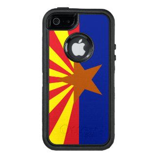 Arizona Flag Otterbox Defender Iphone SE/5/5s Case