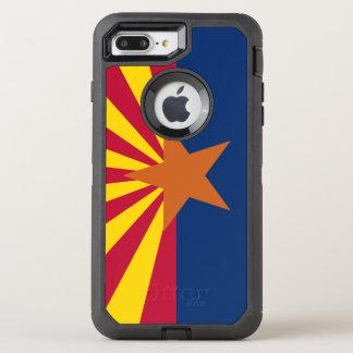 Arizona Flag Otterbox Symmetry Iphone 7 Plus Case