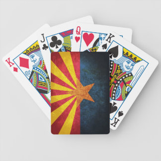 Arizona Flag Playing Cards