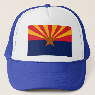 ARIZONA FLAG TRUCKER HAT