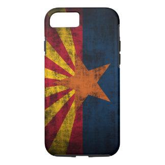 Arizona Flag Vintage Grunge iPhone 7 Case